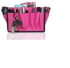 Pink Handbag Organiser, Small, Makeup Organiser, Card Organiser, New!