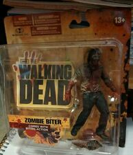 Walking Dead Zombie Biter Action Figure Series 1 McFarlane Toys 2011 NEW SEALED