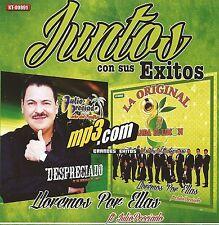 LA ORIGINAL BANDA LIMON Y JULIO PRECIADO EXITOS JUNTOS MP3 REGIONAL MEXICANO