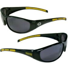 72211de744 Green Bay Packers Wrap Sunglasses Sports NFL UV Shades Football Glasses Fan  Team
