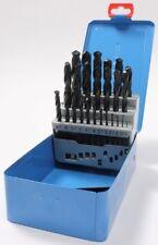 Presto HSS JOBBER DRILL SET 1.0mm-13.0mm x 0.5mm - 09500M25