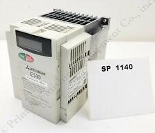 Mitsubishi FR-E520-2.2K-NA 3PH 200-240V E500 3HP Inverter Drive