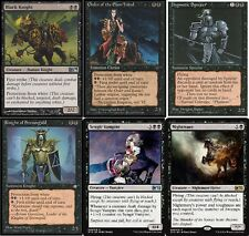 Old School (Mono Black ) Deck - Nightmare - MTG Magic Gathering - 60 cards - NM