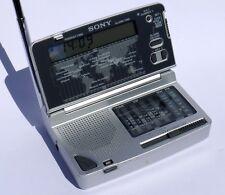 Sony short wave radio. ICF-SW12 (with box)
