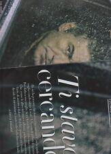 SP10 Clipping-Ritaglio 2013 Luciano Ligabue Ti stavo cercando