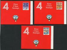 KUWAIT 3 X Liberation Tower First Class Booklets