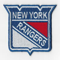 NHL New York Rangers Iron on Patches Embroidered Patch Applique Badge Sew Emblem