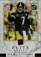 2018 Donruss Football The Elite Series w/Rookies Insert Singles (Pick Ur Cards)