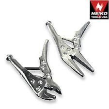 4pc MINI LOCKING VISE GRIP PLIERS SET NEIKO TOOLS