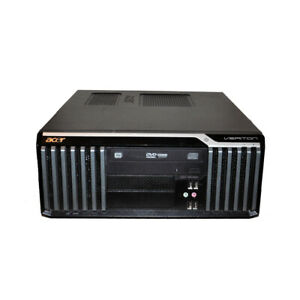Acer Veriton S680G Mini Tower Intel i3-550 CPU 4G Ram 500G HDD WIFI Win 10 Pro