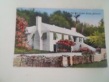 BERMUDA, The Old Tucker House Publisher Yankee Store+Bermuda Drug Co.   §B184