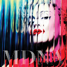 MADONNA - MDNA, 2 Audio-CDs (Deluxe Edition)