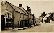 Beaminster. Hogshill Street & New Inn.