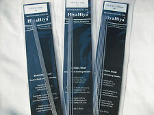"""HiyaHiya 1.75mm x 15cm (6"""") Stainless Steel Double Point Knitting Needles"""
