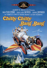 CHITTY CHITTY BANG BANG DVD MUSICAL MGM - TWENTIETH CENTURY FOX