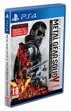 JUEGO PS4 METAL GEAR SOLID V: THE DEFINITIVE EDITION PS4 2108812