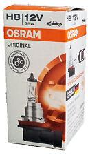 H8 OSRAM Original Spare Part 64212 1er 12V 35W PGJ19-1 GERMANY