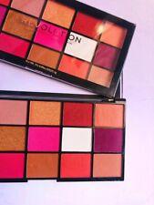 Makeup Revolution Reloaded Red Alert Eyeshadow Palette