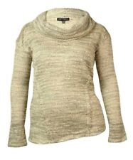 Sanctuary Women's Marled Knit Cowl Sweater