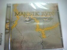 MAJESTIC RYTE - Majestic Ryte LIM. 500 US METAL 2018 SEALED FATES WARNING