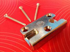 MACO 352305 bzw. 97134 Sicherheits-Schließblech Pilzkopf inkl. 3 Schrauben Neu