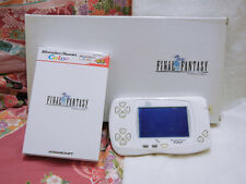 """Wonderswan Color Console"" Final Fantasy WS Japan 100% Works 0100090568"