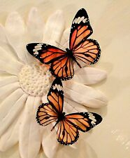 Nature Print Butterflies Wall Decals & Stickers for Children