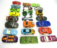 LOT OF 22 MIXED BRAND CARS MCDONALDS RV-MM DISNEY PIXAR GMI MARVEL ERIL
