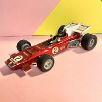 Dinky Toys Ferrari 312-B Worn Played With Model Screw Apart For Easy Restoration