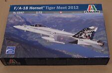 Italeri 1347 1:72 F/A-18 Hornet Tiger Meet 2012