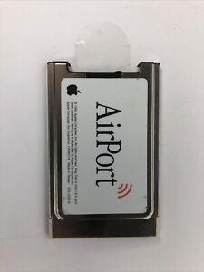 Apple AirPort Wireless Card Mac PC24-H APN: 630-2883 825-4889 * Free Shipping