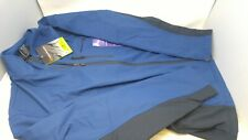 Free Country Mens Ultra Blue Soft Shell Jacket Size XXL