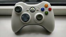 Official Microsoft Xbox 360 Controller Wireless White