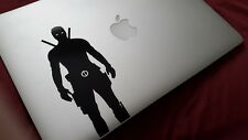 Deadpool macbook ou voiture décalque autocollant ordinateur portable wade wilson x men wolverine