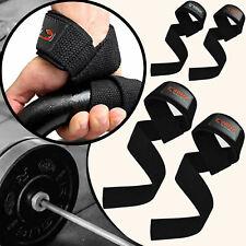 Boom Pro Fasce Polsi Fitness Cinghie Bodybuilding Allenamento Sollevamento Peso