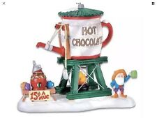 Dept 56 North Pole Village HOT CHOCOLATE TOWER #56872