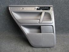 LEDER Türverkleidung hinten links VW Touareg Verkleidung Tür anthrazit