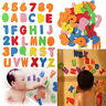 36pc Baby Kids Sponge Foam Letters&Number Floating Bath Tub Swimming Play Toy UK