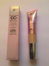 IT Cosmetics CC+ Cream (LIGHT) Your Skin but better Illumination SPF 50.
