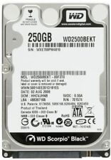 "WD 250GB 2.5"" WD2500BEKT 9mm SATA Internal HDD Laptop/Notebook Hard Disk Drive"