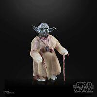 "Star Wars 6"" Black Series Action Figure - Yoda Ghost (Force Spirit)"