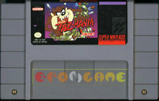 TAZ-MANIA Super Nintendo SNES Versione Americana NTSC ○○○○○ SOLO CARTUCCIA