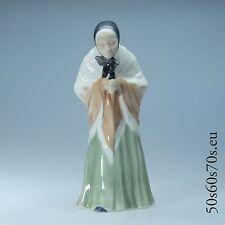 """Figurine Royal Copenhagen 892 """"Die Kirchgängerin"""" Ch.Thomsen 1908 H=24,2 cm #326"""