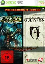 Xbox 360 Bioshock + Oblivion (Bundle) Neuwertig