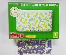 CONSOLE NINTENDO 3DS XL 30th ANNIVERSARY LUIGI SPECIAL EDITION NUOVO NEW SEALED