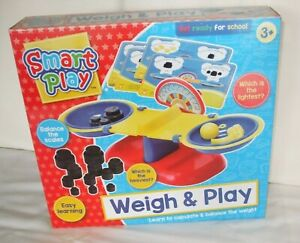 Smart Play Weigh & Play