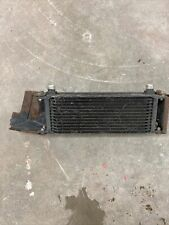 Volvo 240 242 244 245 Turbo oil cooler with mounting brackets