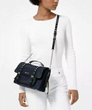 Michael Kors Leila Flap  Nylon Messenger, Crossbody, Shoulder Bag, Satchel $258