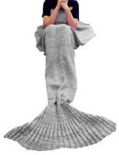 Édredons et couvre-lits lavable en machine gris pour salon