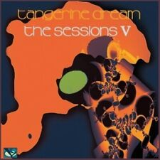 Tangerine Dream - Sessions V (2CD Digipack incl. 3 Live Tracks & a Video) [New C